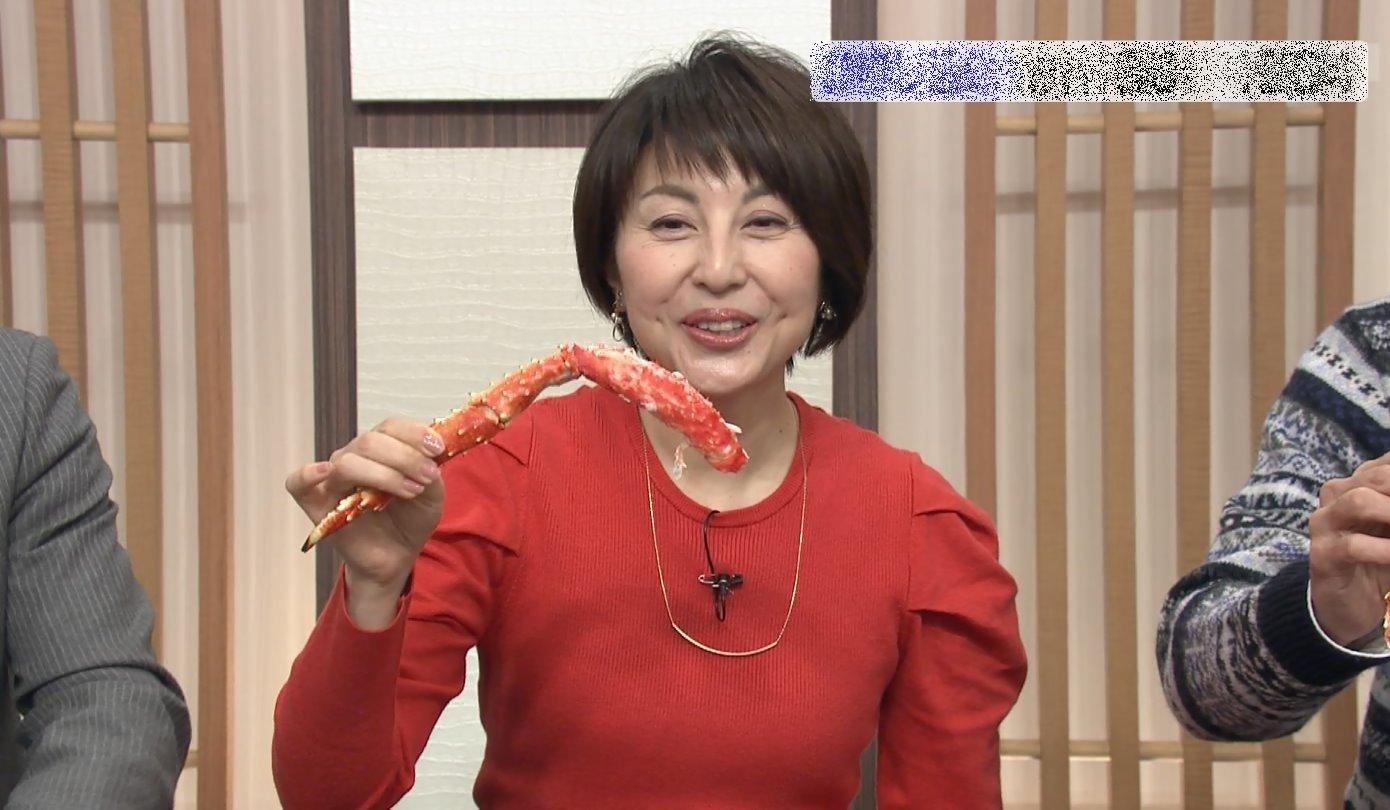 渡辺陽子の迎え舌疑似フェラ (1)