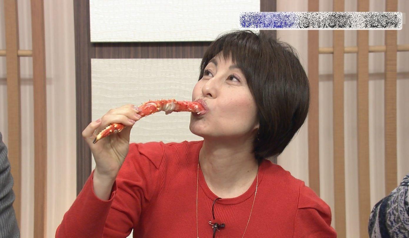 渡辺陽子の迎え舌疑似フェラ (7)