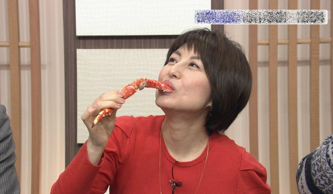 渡辺陽子の迎え舌疑似フェラ (6)
