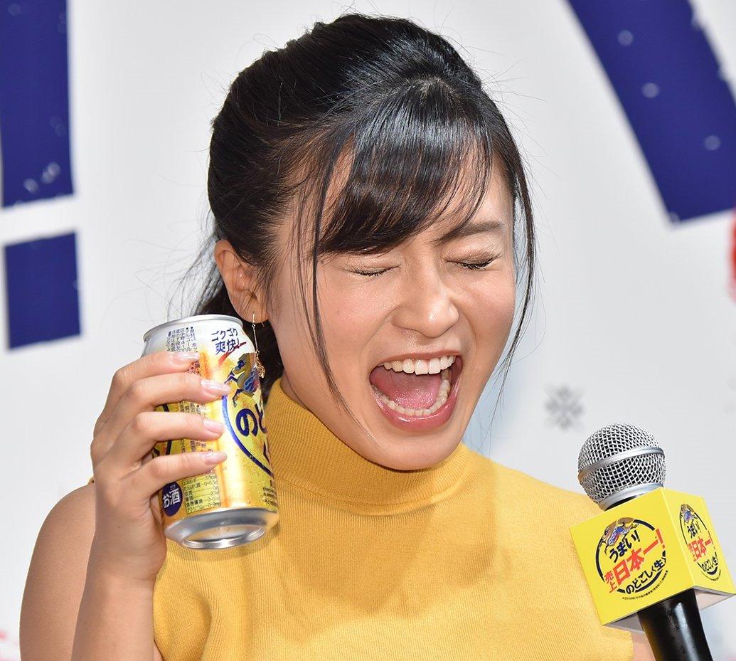 小島瑠璃子の開口舌見せ