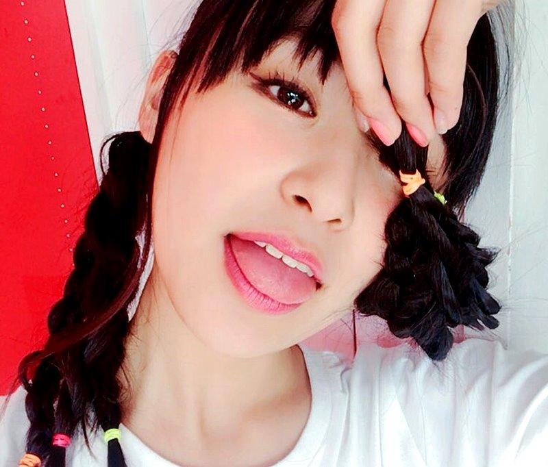 鈴木美羽のぽってり舌まとめ (3)