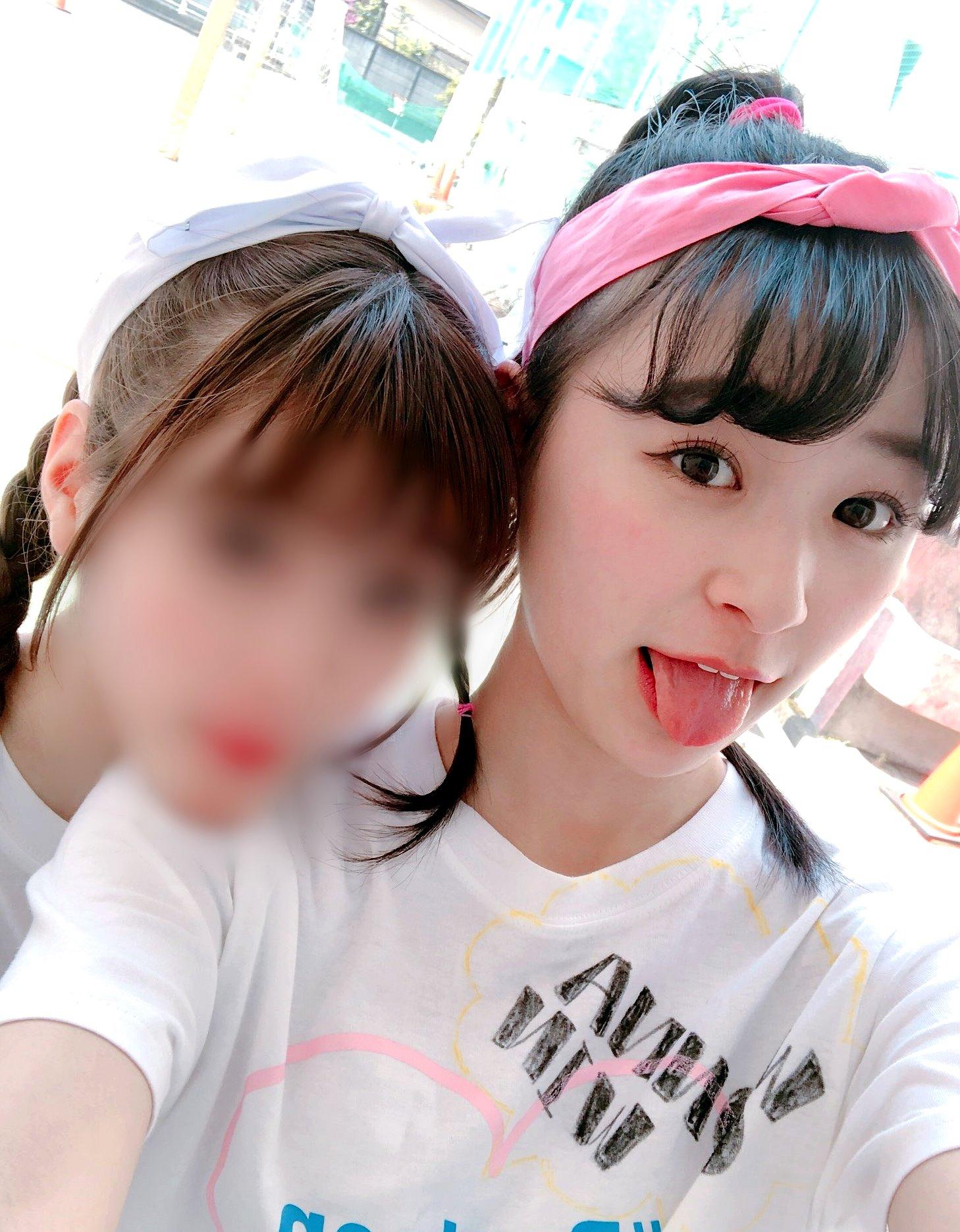 鈴木美羽のぽってり舌まとめ (18)