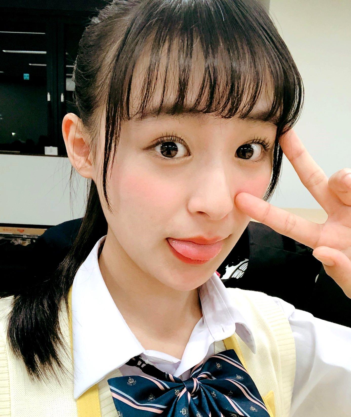 鈴木美羽のぽってり舌まとめ (17)