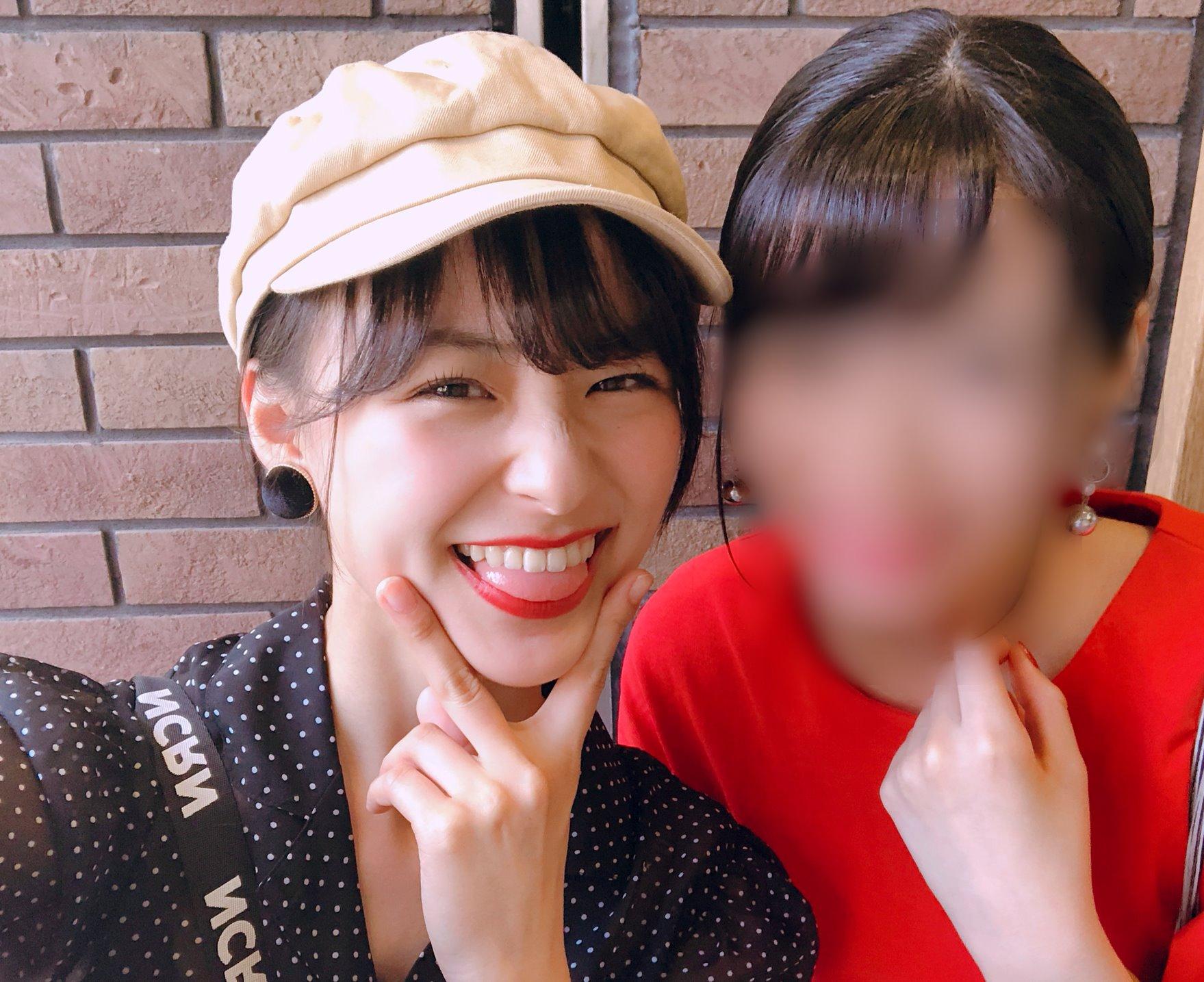鈴木美羽のぽってり舌まとめ (32)