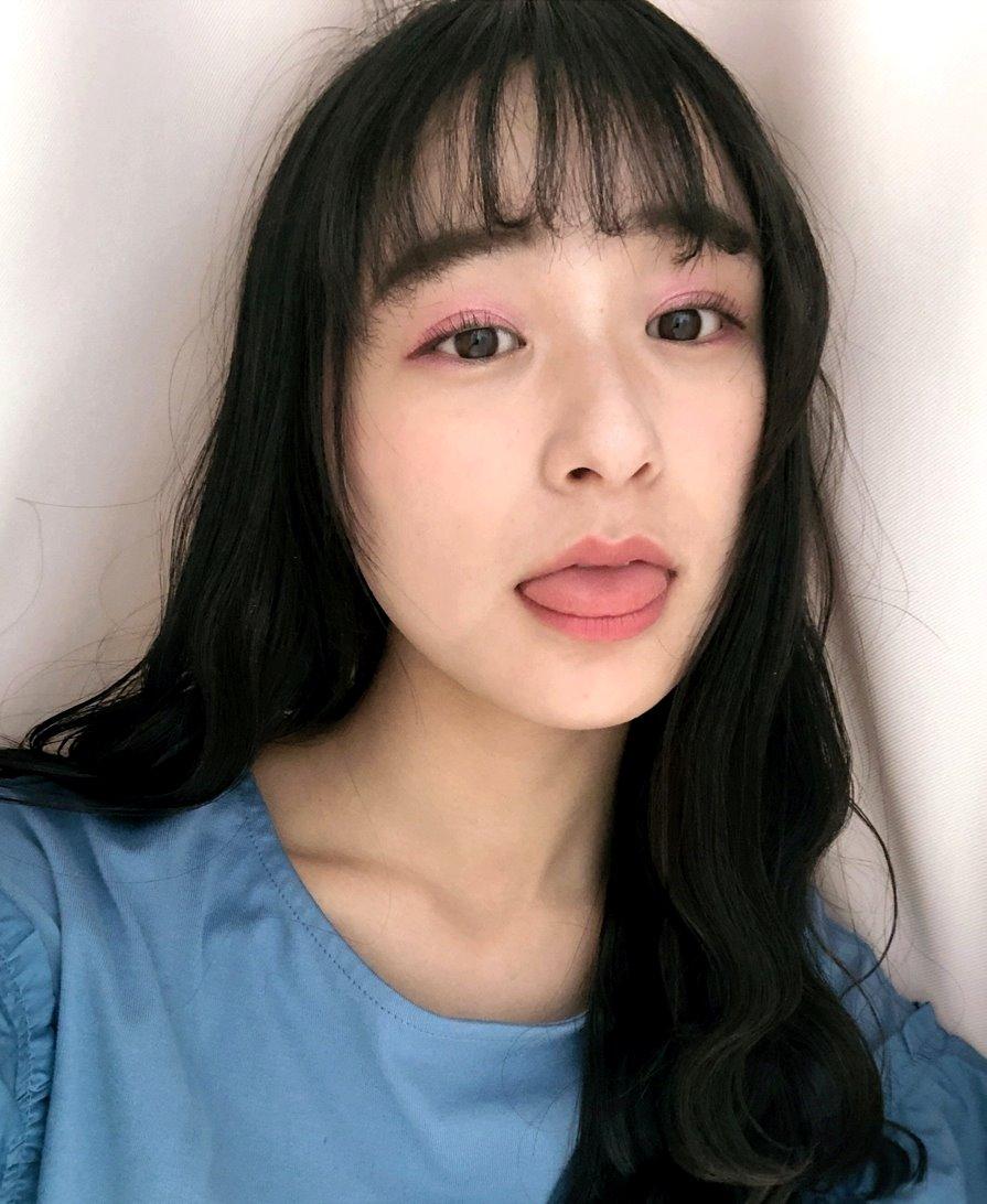 鈴木美羽のぽってり舌まとめ (12)
