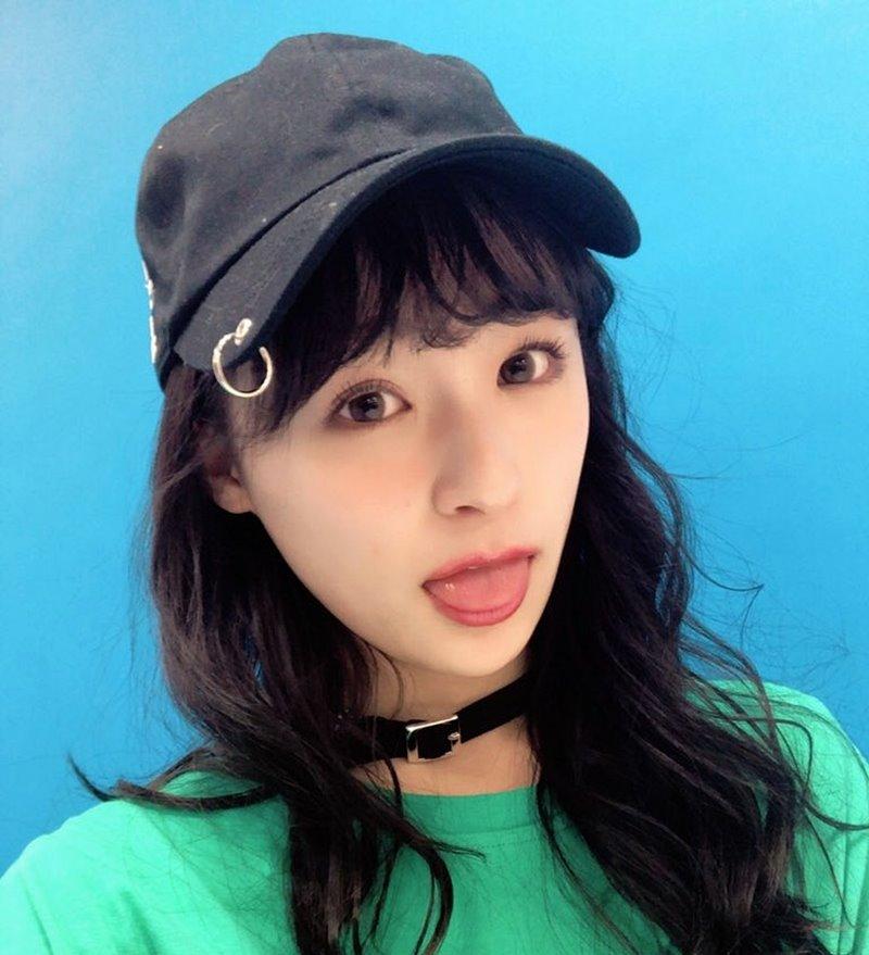 鈴木美羽のぽってり舌まとめ (6)