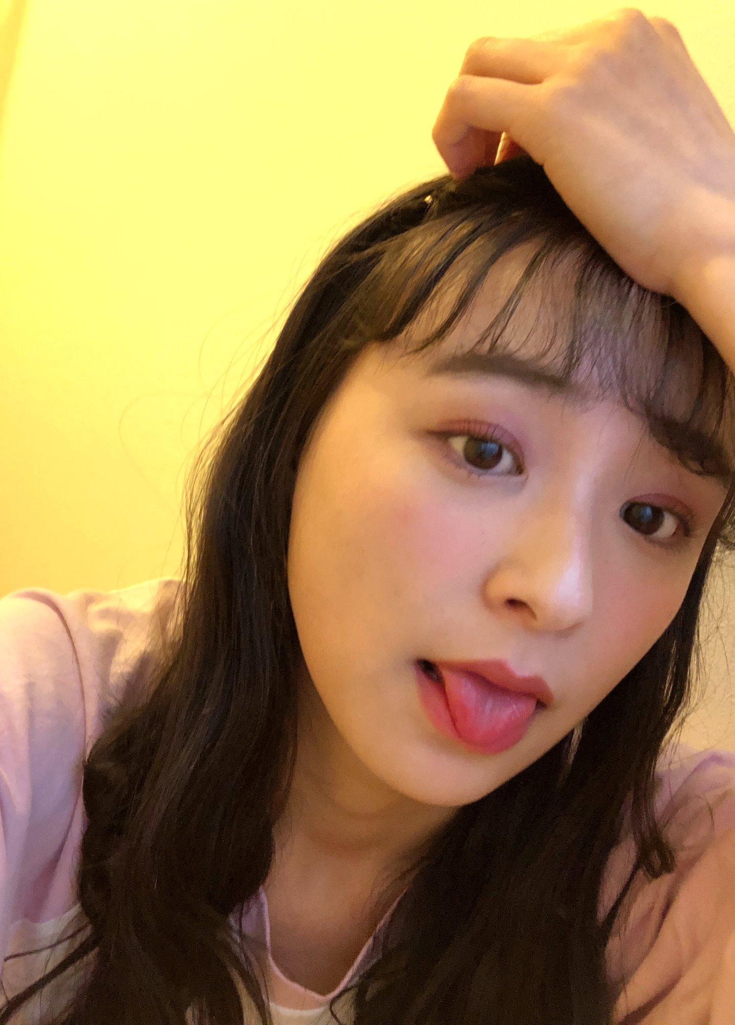 鈴木美羽のぽってり舌まとめ (34)