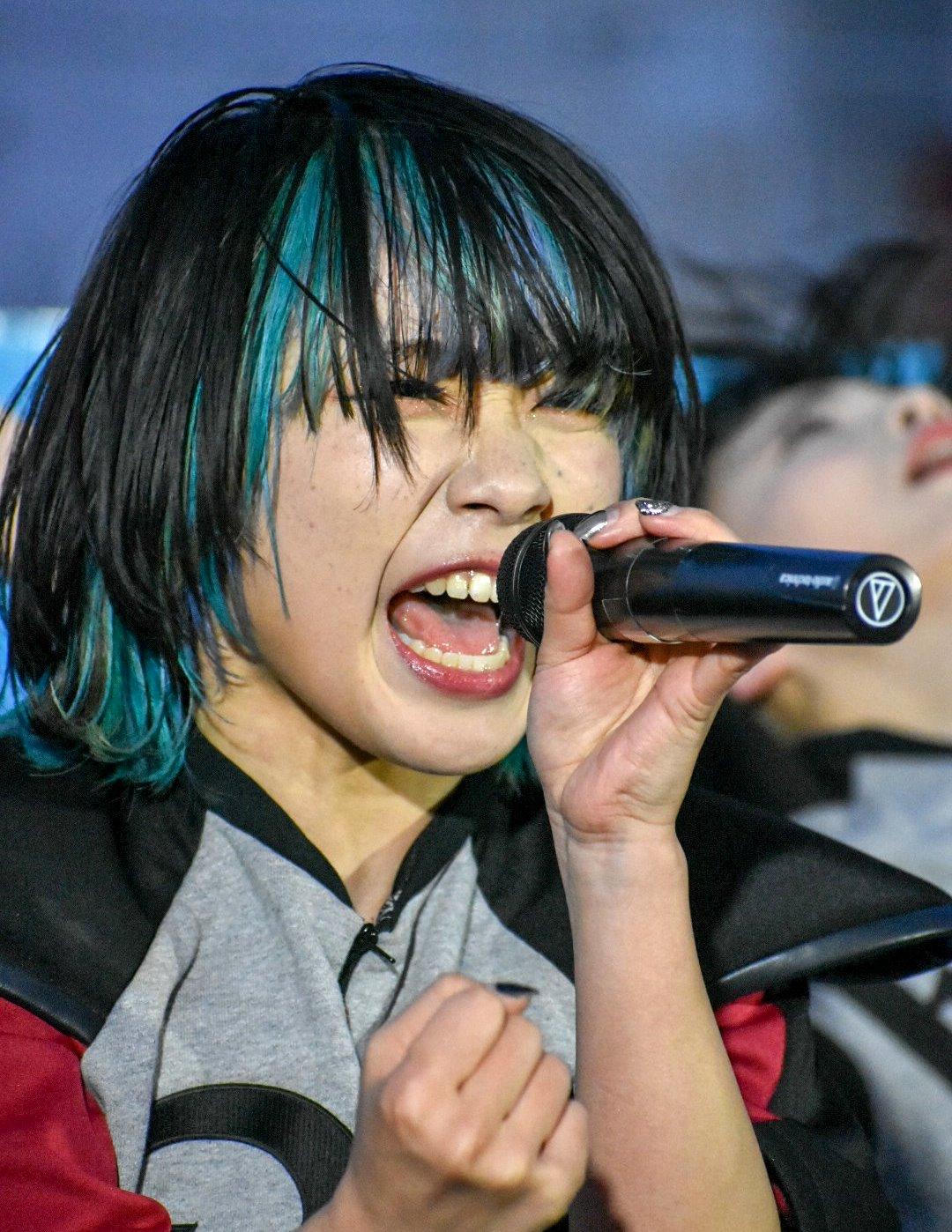 ヤママチミキの唾糸舌見せ (4)