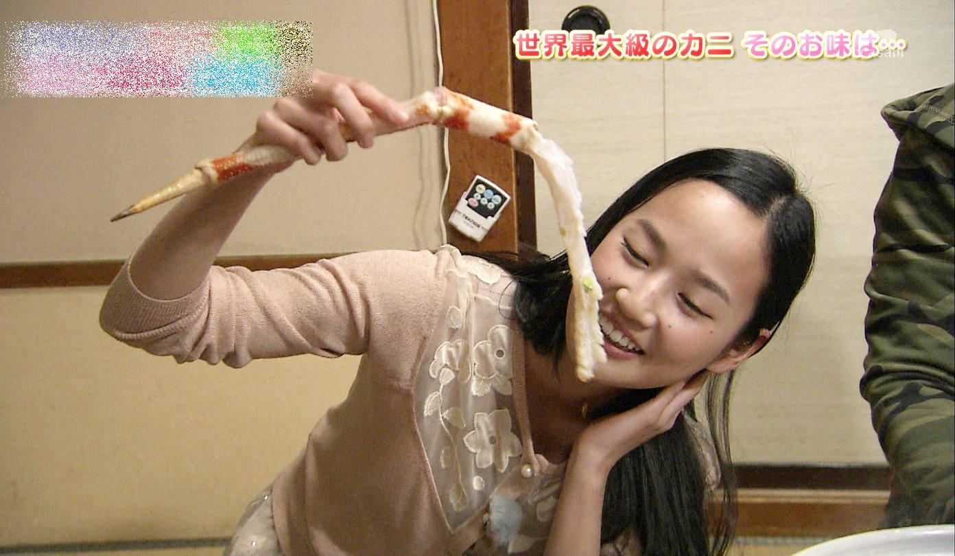 高嶋香帆の擬似フェラ (1)