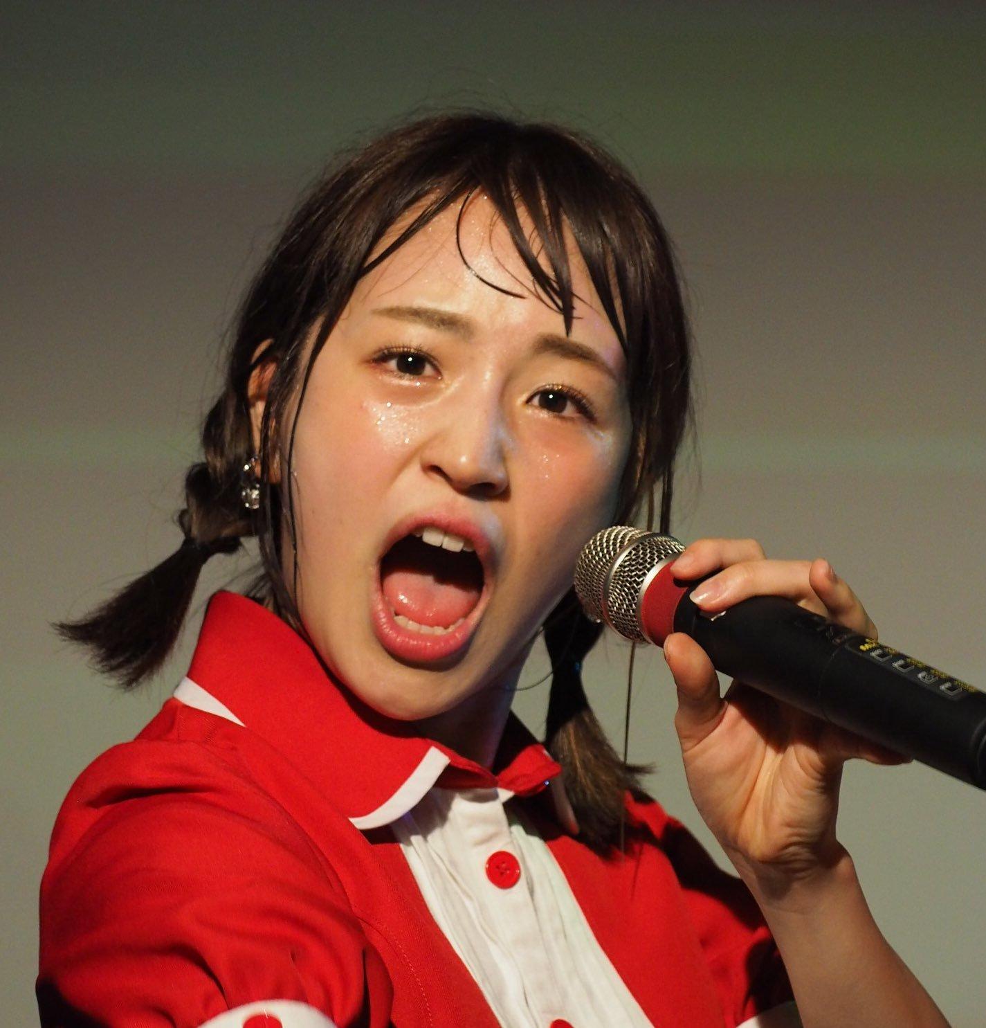 田崎礼奈の開口舌見せ (28)