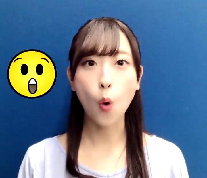 井口眞緒のフェラ顔