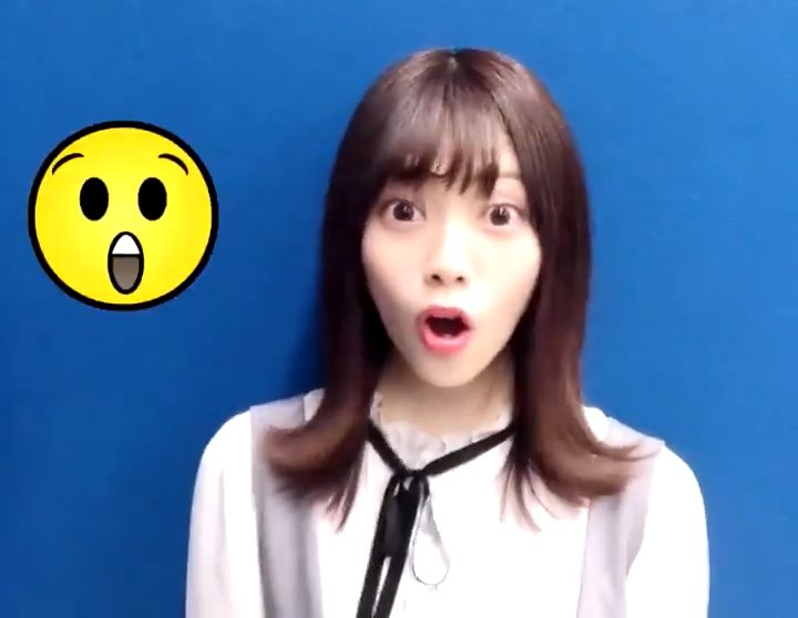 宮田愛萌のフェラ顔