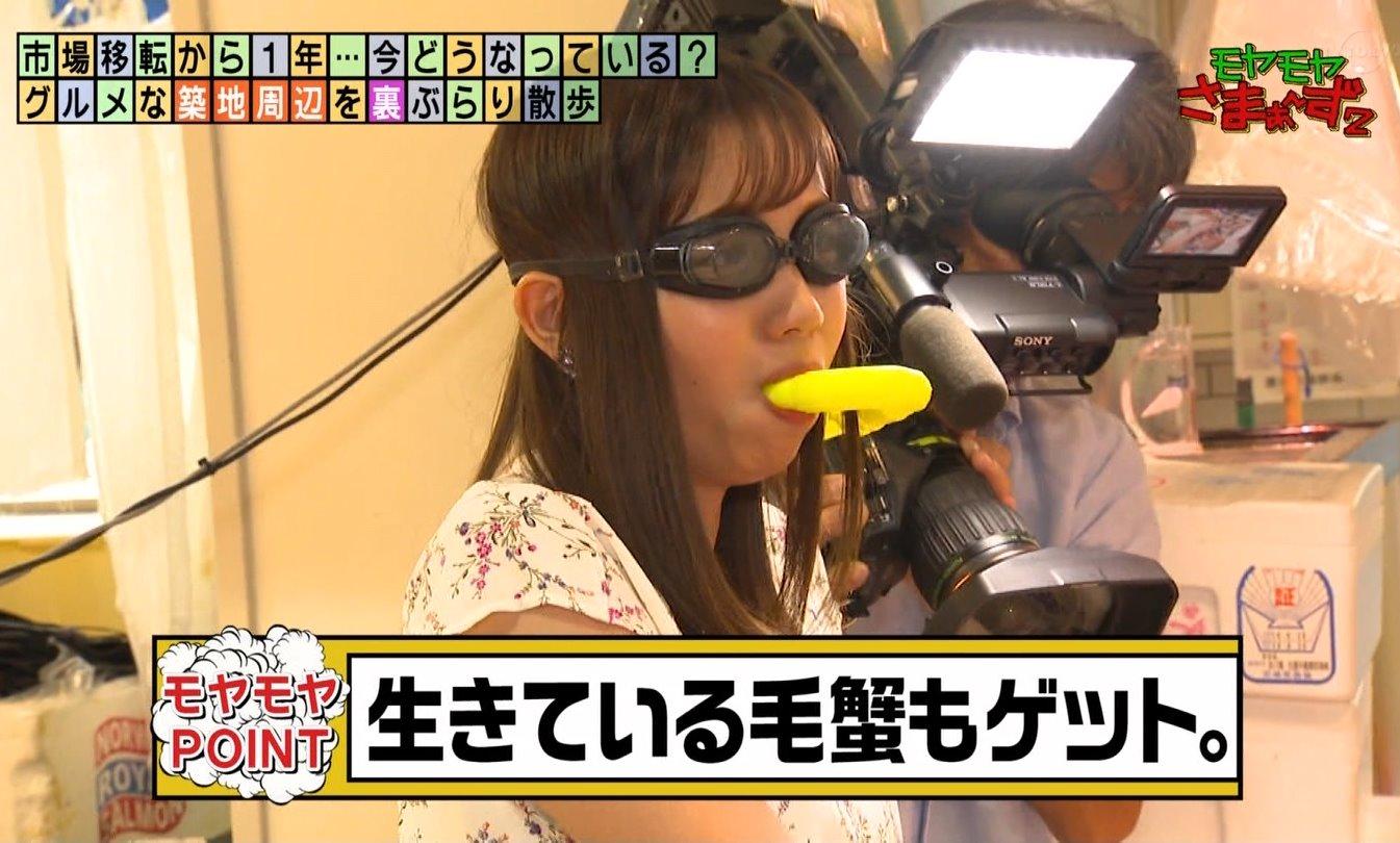 田中瞳のフェラ顔 (6)