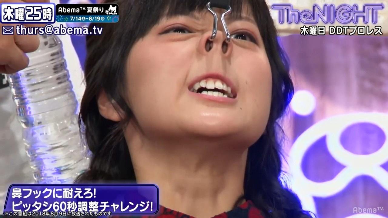 RaMuの鼻フック舌見せ (7)