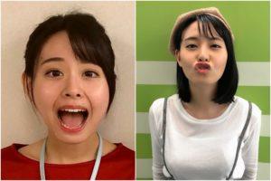 望木聡子の顔ヌキ素材