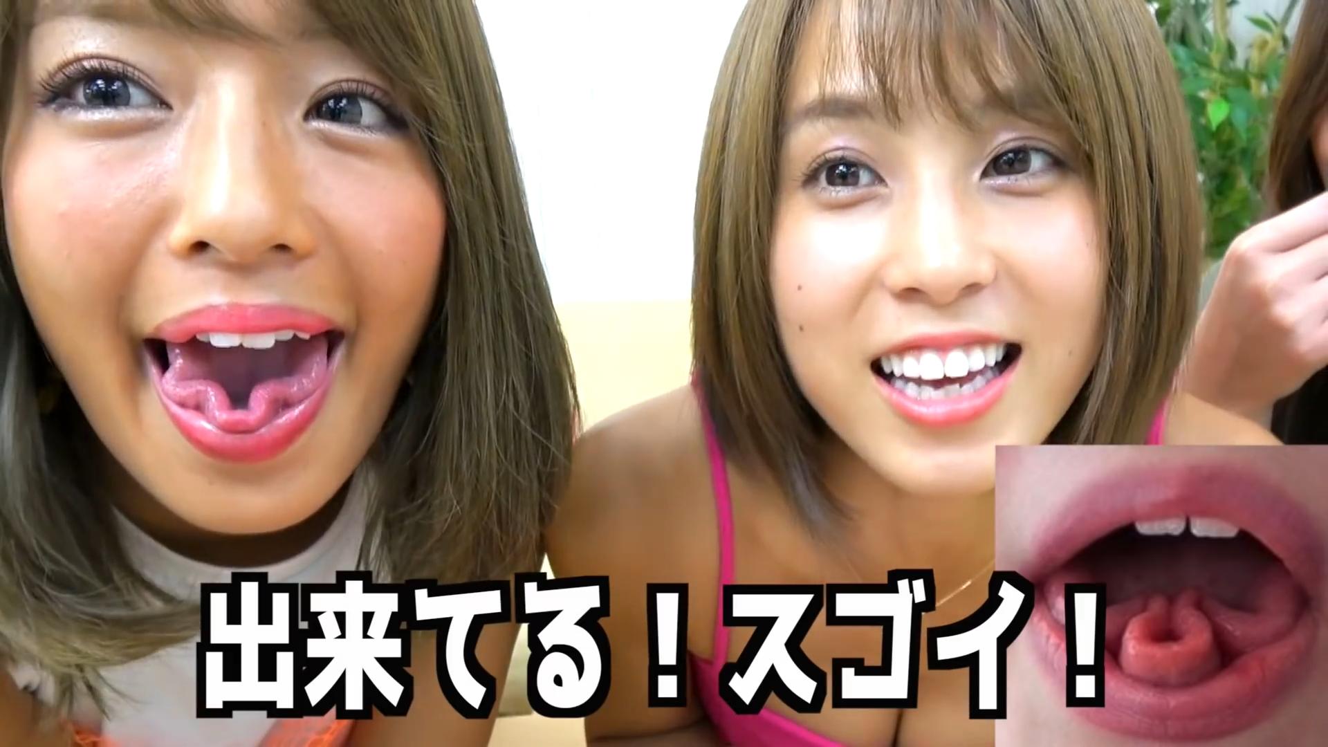 sherbetの舌技チャレンジ (9)