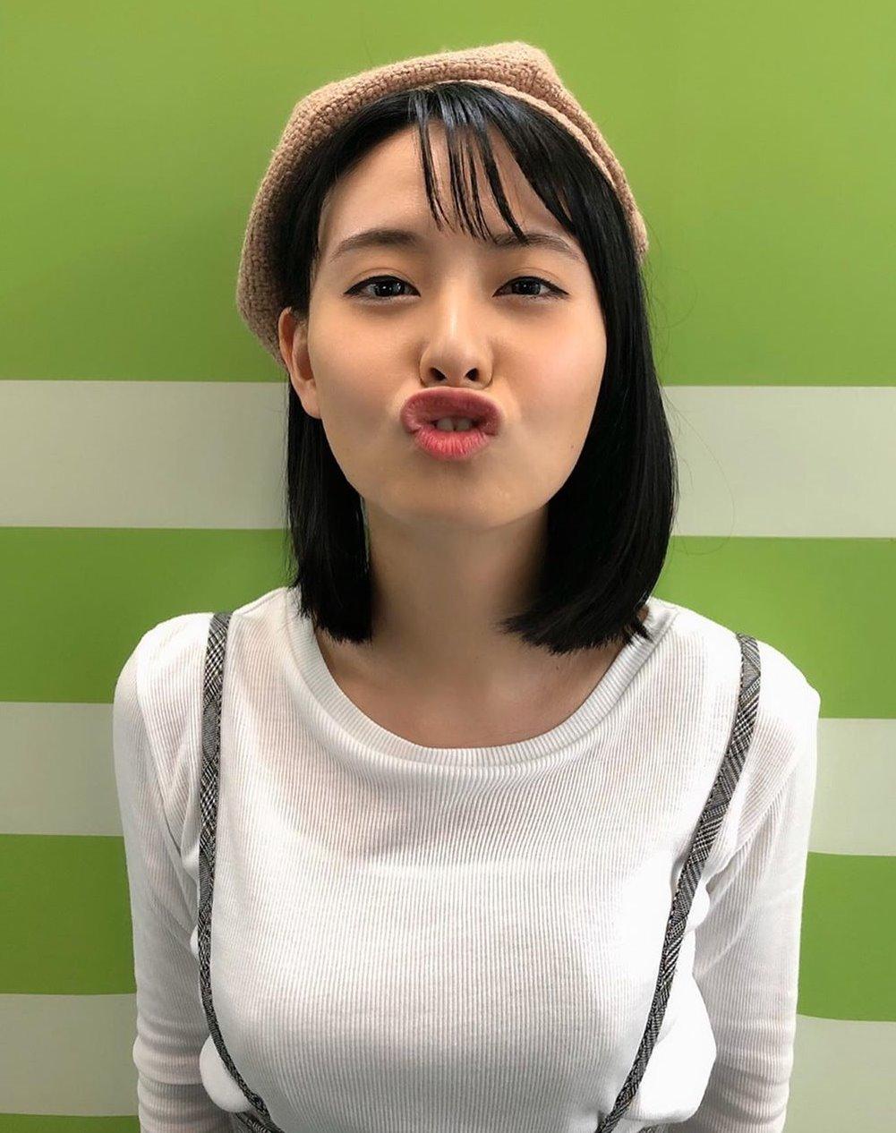 望木聡子のタコチュー顔 (8)