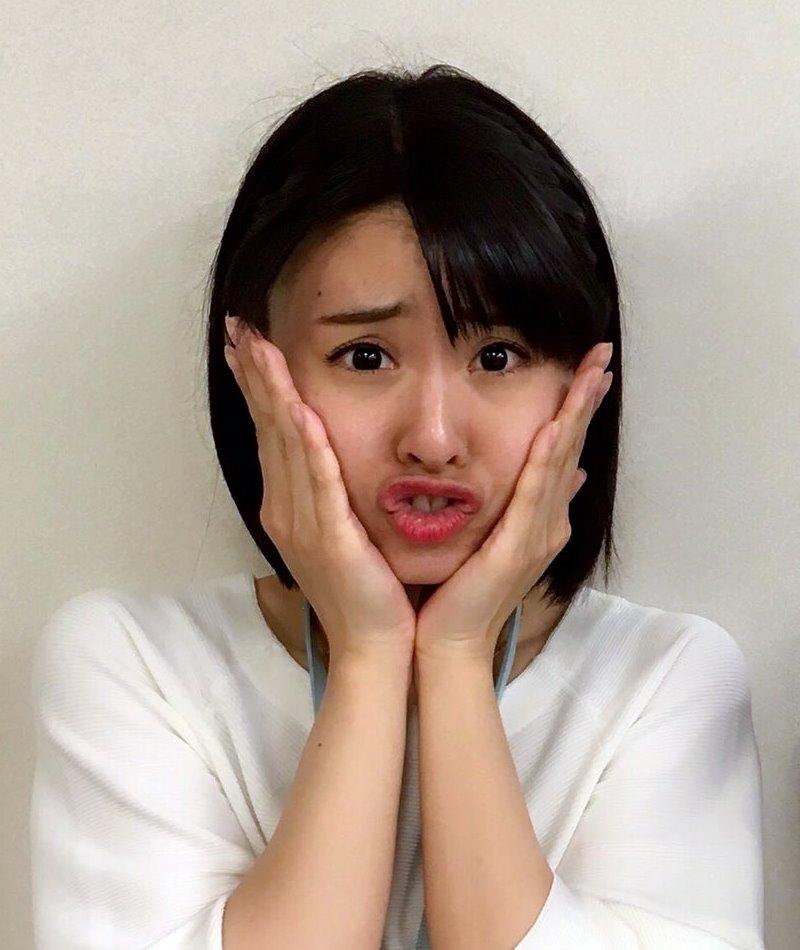 望木聡子のタコチュー顔 (6)