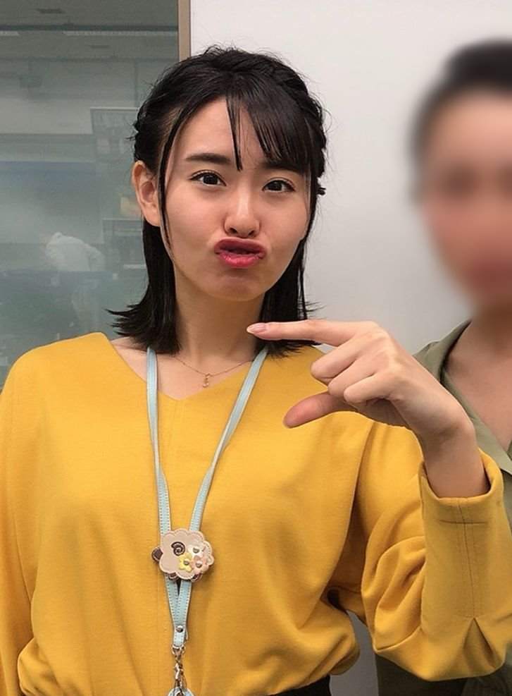 望木聡子のタコチュー顔 (1)