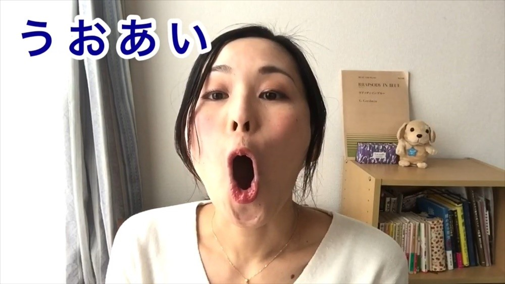 YUKO(吉田由布子)のぽってりトロ舌 (2)