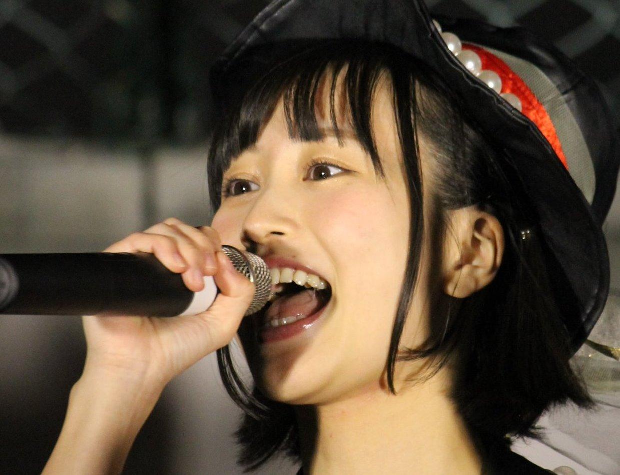 佐藤遥の唾糸舌見せ (2)