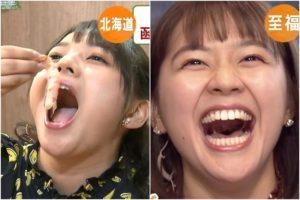 谷元星奈の食事舌