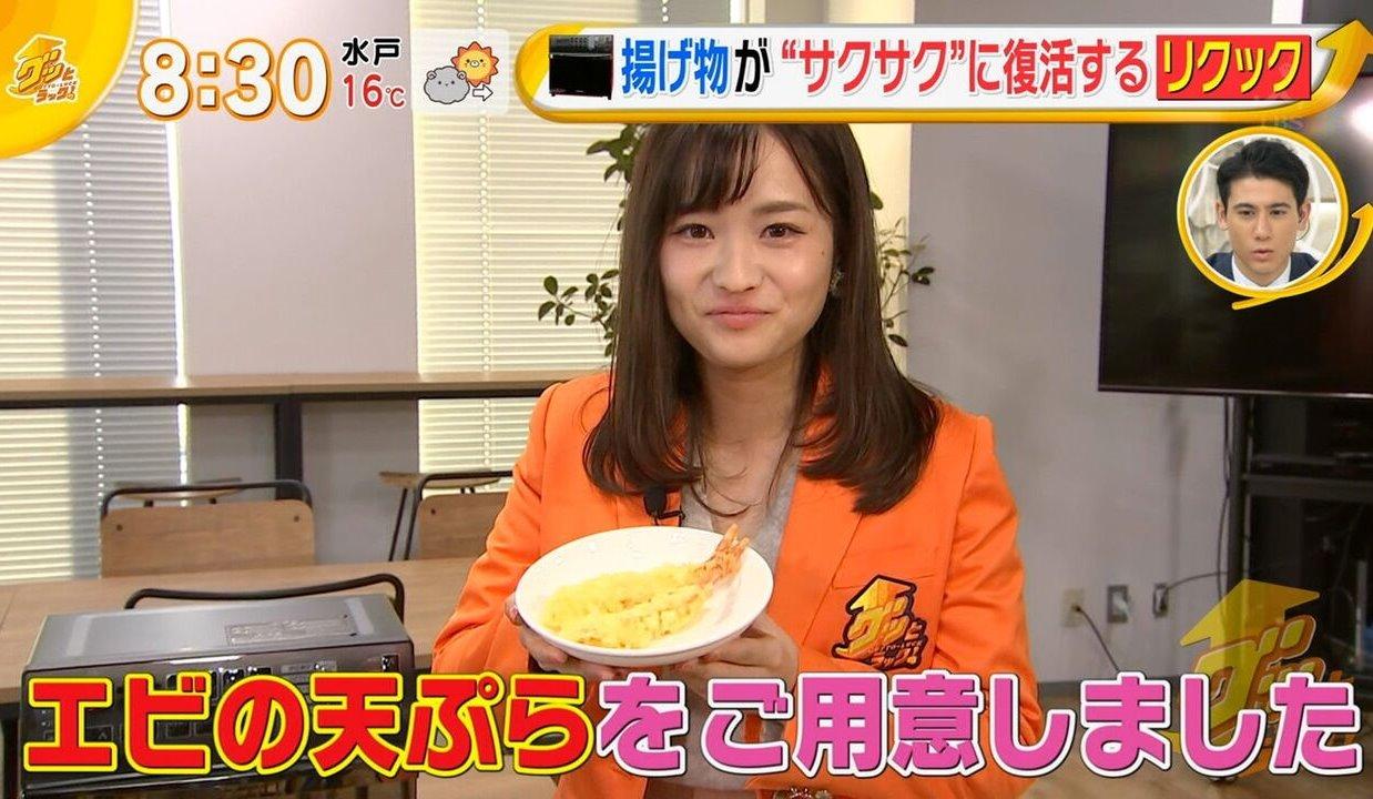 篠原梨菜の疑似フェラ (1)