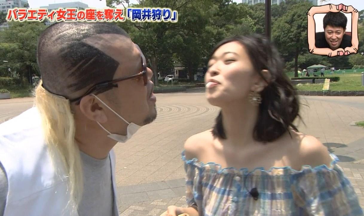 倉持由香の唾吐き (3)