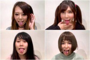 めたもるふぉーぜの舌遊