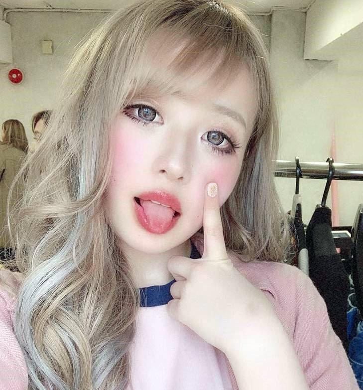 雨宮由乙花のぽってり舌 (10)