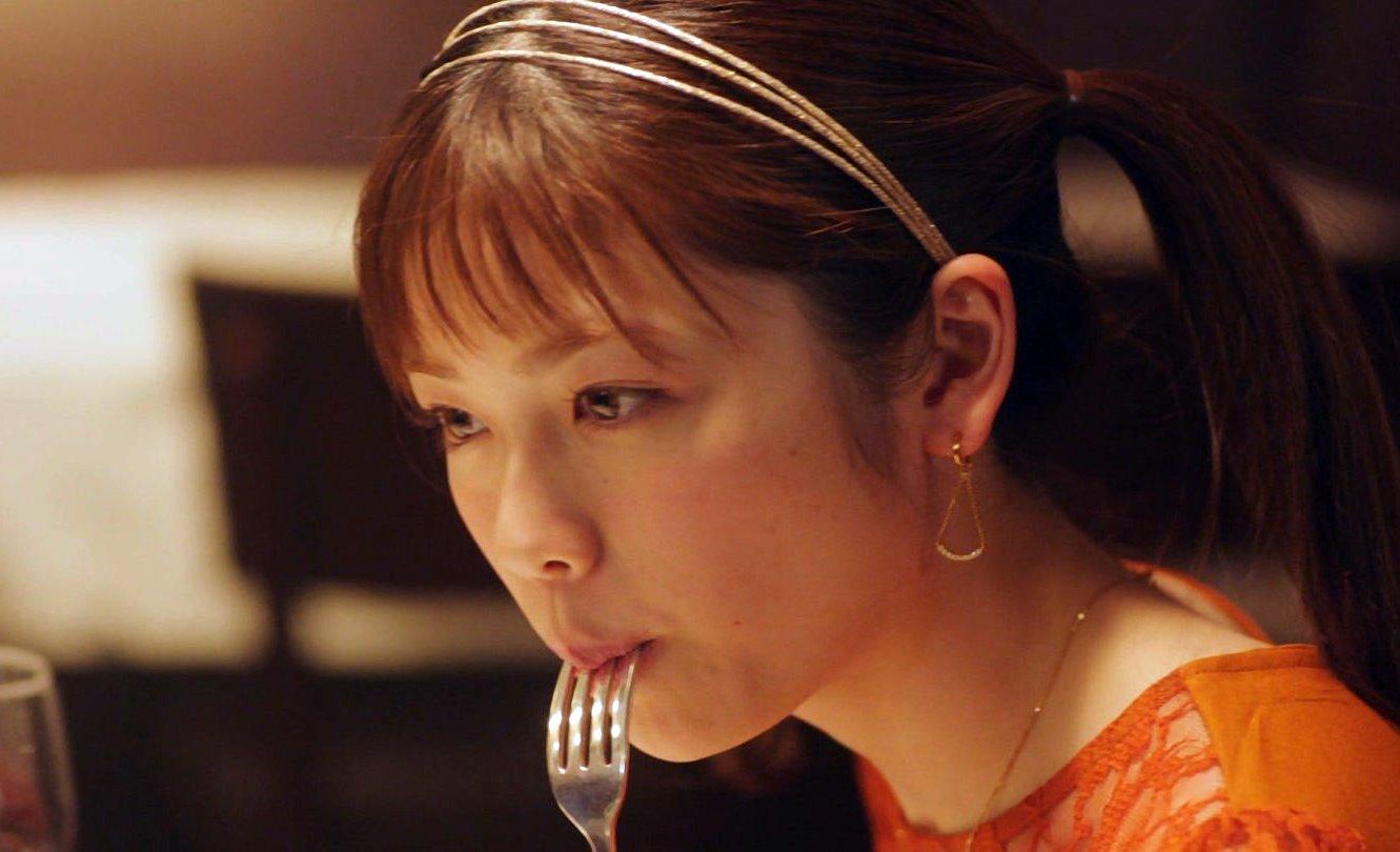 小芝風花の食事顔 (5)