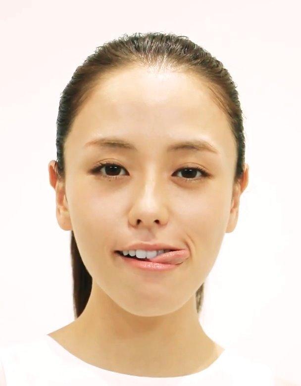 美人モデルの舌ヨガ講座 (5)