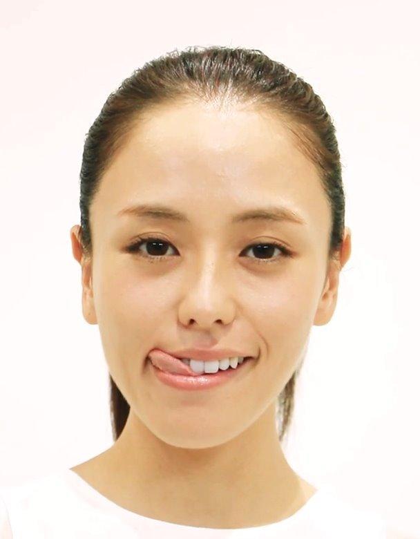 美人モデルの舌ヨガ講座 (4)