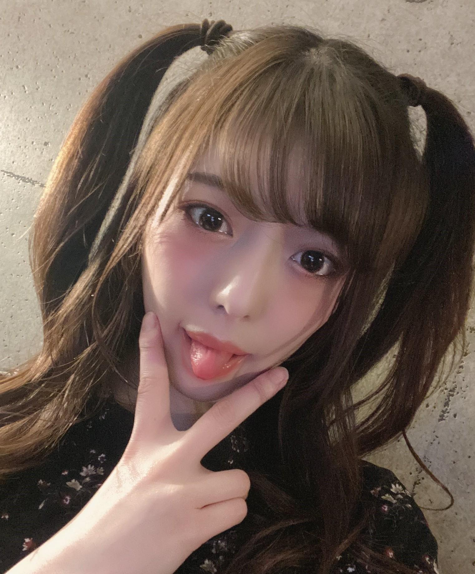 七瀬いおりのぽってり舌 (3)