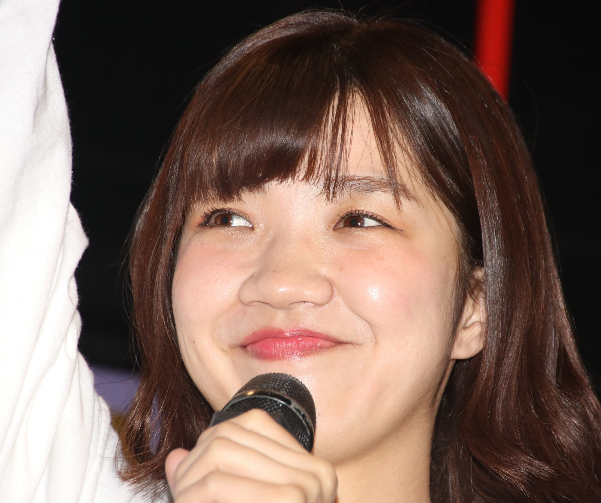 福田麻貴の鼻毛 (3)