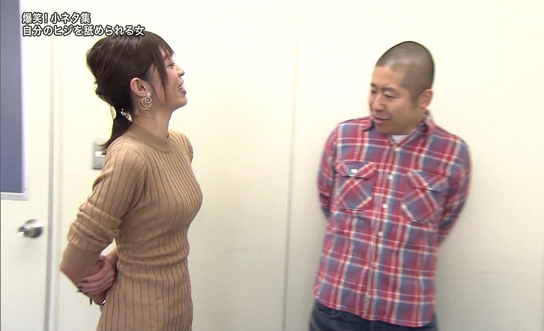 アラフォー素人のセルフ肘舐め (2)