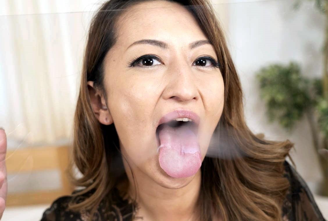 吹石れなの熟舌 (2)