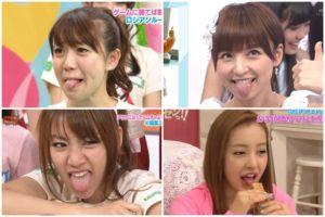 AKB48初代神7の舌まとめ