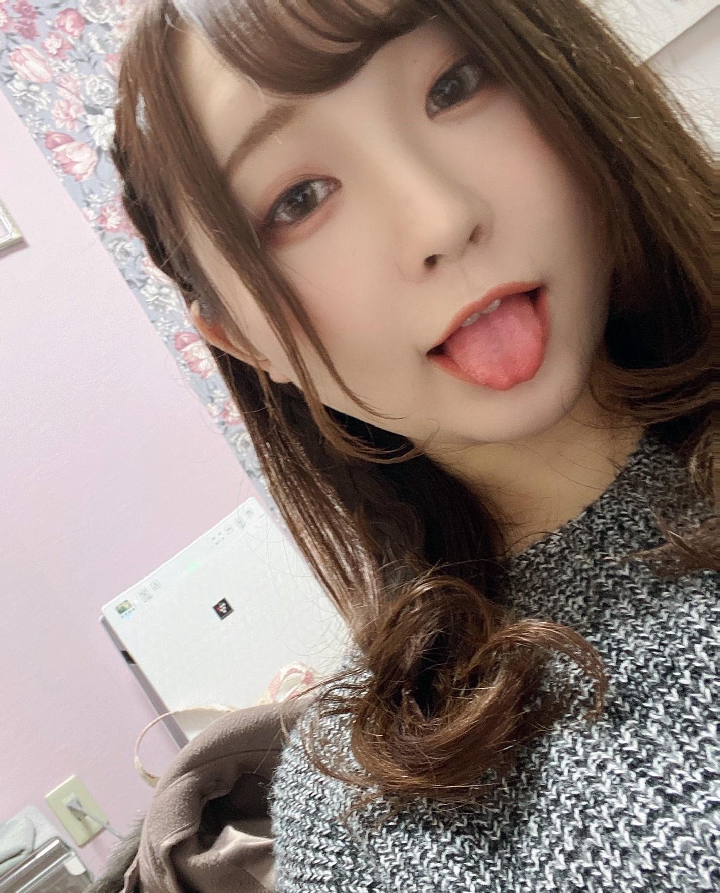 M嬢ゆらのトロ舌 (1)