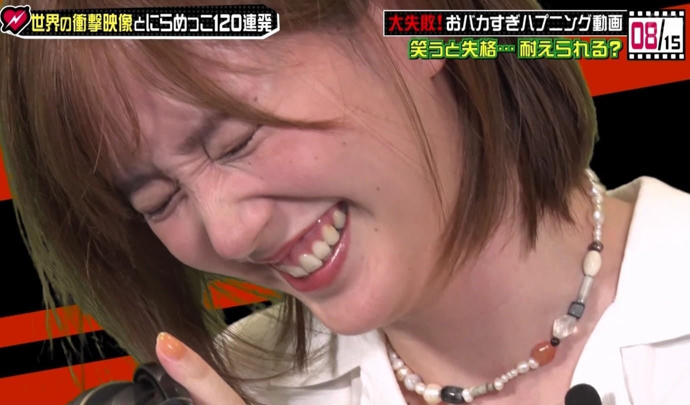 本田翼の顔ヌキ舌見せ (5)