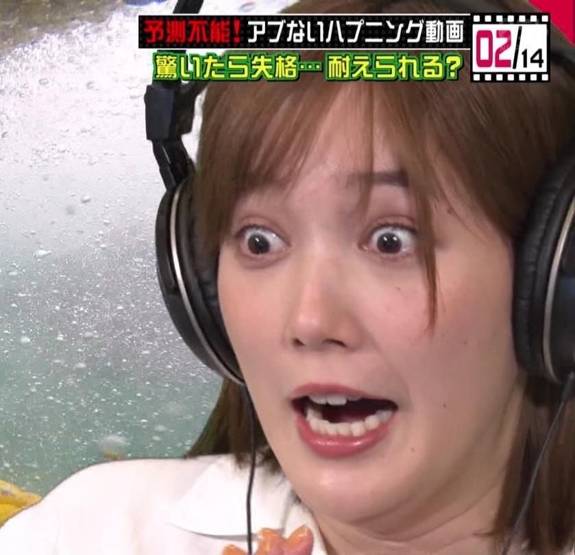本田翼の顔ヌキ舌見せ (6)